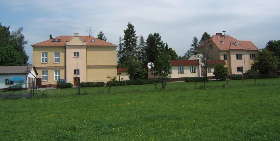 Budova dětského diagnostického ústavu Bohumín